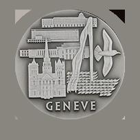 Medalia de argint Geneva - Salin