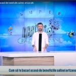 Reportaje Neatza - Cum să te bucuri acasă de beneficiile salinei artizanale